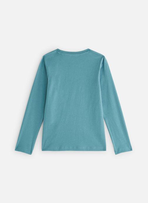 Kleding Monoprix Kids T-shirt manches longues Snake Blauw onder