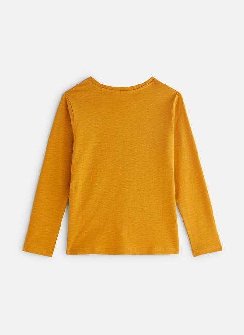 Vêtements Monoprix Kids T-shirt manches longues Cocotte Orange vue bas / vue portée sac