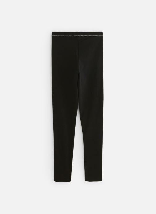 Vêtements Monoprix Kids Legging uni bio Ess Noir vue bas / vue portée sac