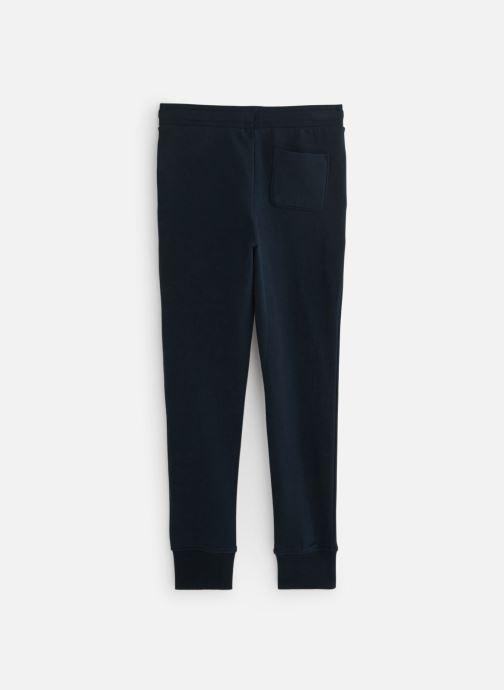 Vêtements Monoprix Kids Pantalon jogging ESS Bleu vue bas / vue portée sac