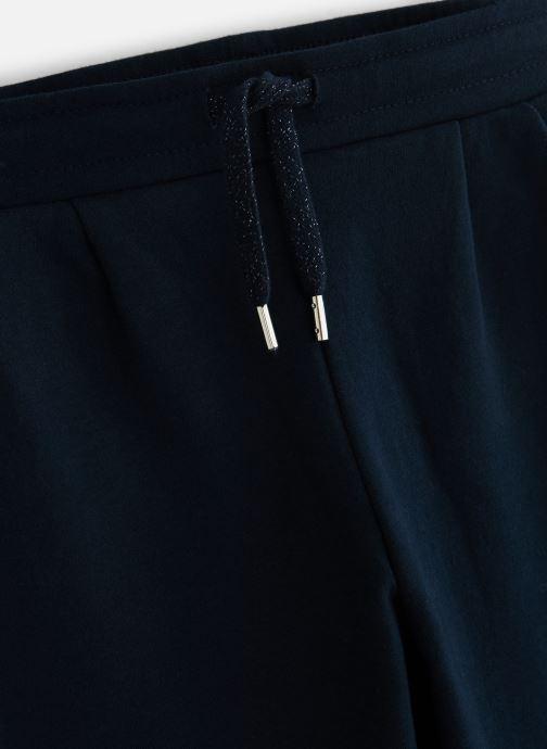 Vêtements Monoprix Kids Pantalon jogging ESS Bleu vue portées chaussures