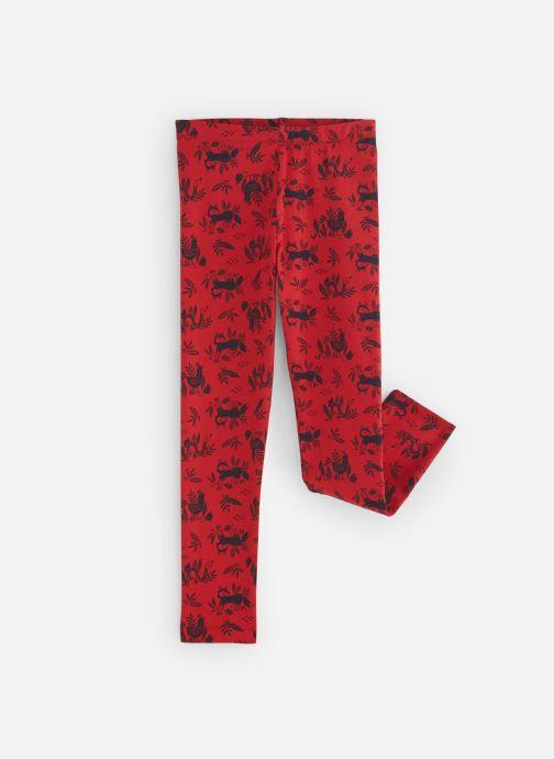 Vêtements Monoprix Kids Legging Mode Ari Rouge vue détail/paire