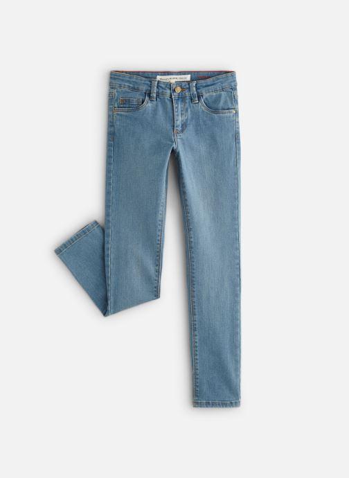 Vêtements Monoprix Kids Jean Slim Ess Bleu vue détail/paire