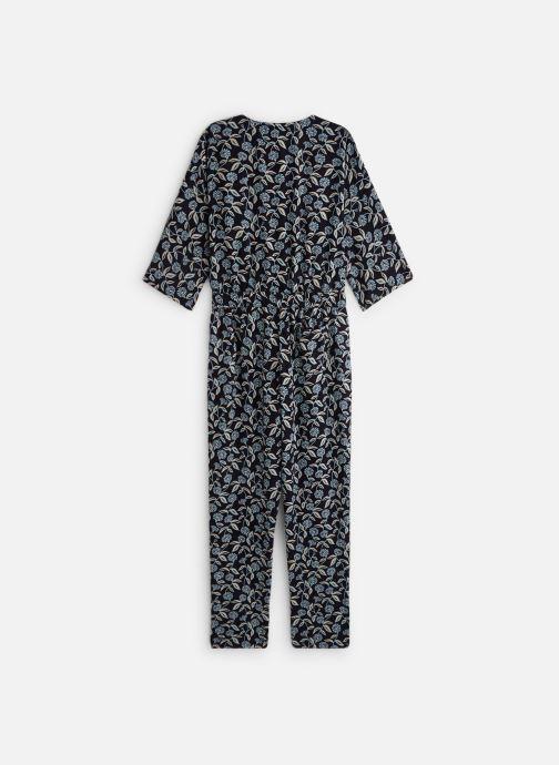 Vêtements Monoprix Kids Combi pantalon fleurs Bleu vue bas / vue portée sac