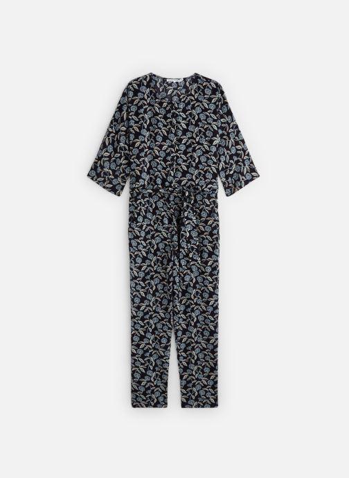 Vêtements Monoprix Kids Combi pantalon fleurs Bleu vue détail/paire