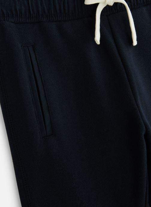 Vêtements Monoprix Kids Pantalon jogging ari Bleu vue portées chaussures