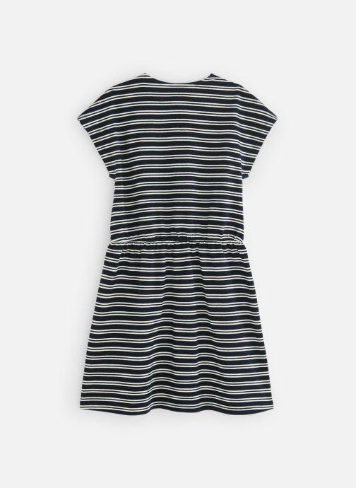 Vêtements Monoprix Kids Robe Polo Ry bio Bleu vue bas / vue portée sac