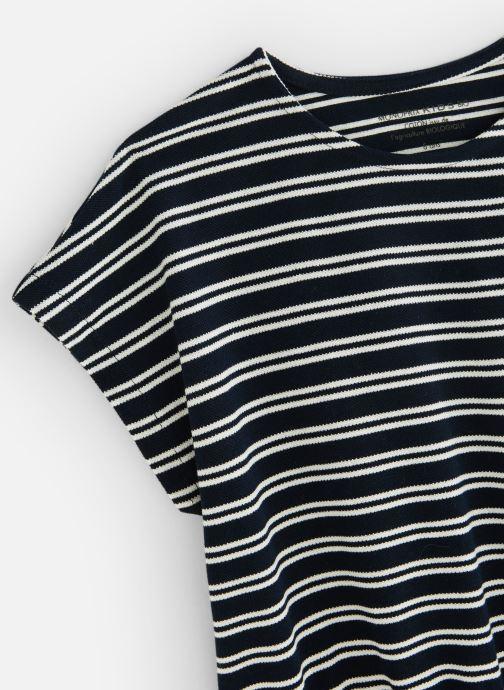 Kleding Monoprix Kids Robe Polo Ry bio Blauw model