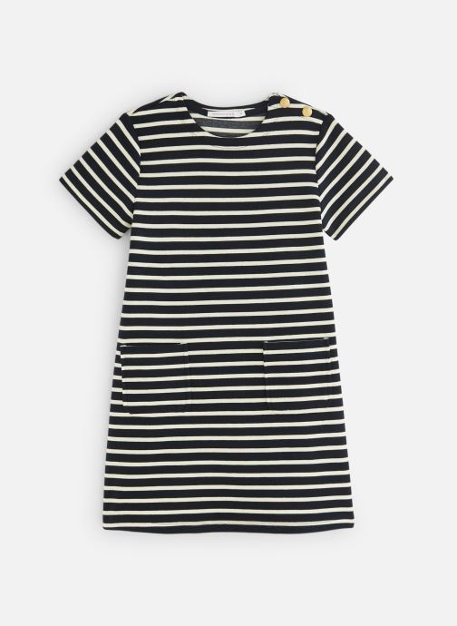 Vêtements Monoprix Kids Robe mila Bleu vue détail/paire
