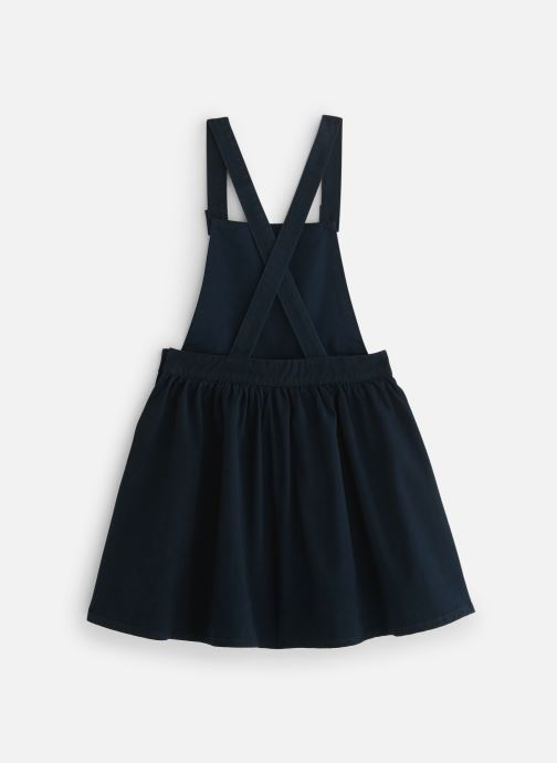 Kleding Monoprix Kids Robe Salopette Ess Blauw onder