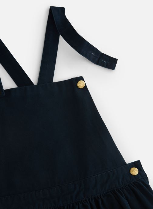 Kleding Monoprix Kids Robe Salopette Ess Blauw model