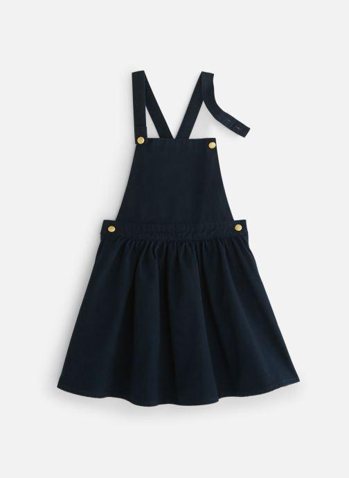 Vêtements Monoprix Kids Robe Salopette Ess Bleu vue détail/paire