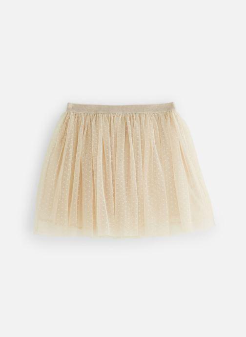 Vêtements Monoprix Kids Jupe Tulle Blanc vue bas / vue portée sac