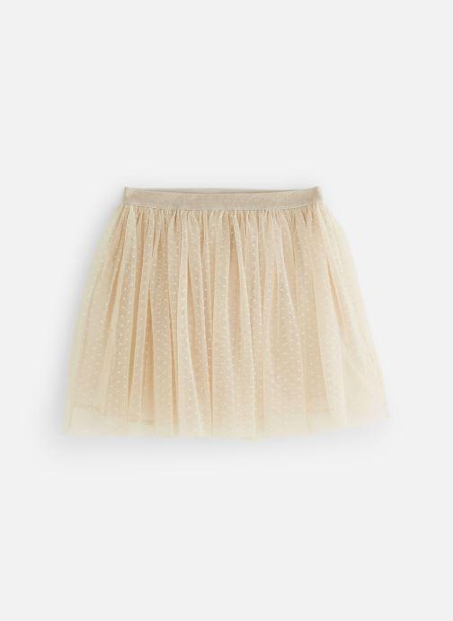 Vêtements Monoprix Kids Jupe Tulle Blanc vue détail/paire