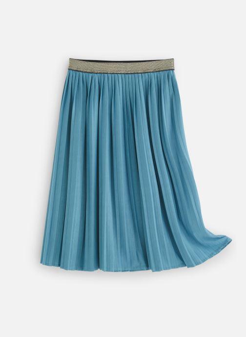 Vêtements Monoprix Kids Jupe plissée Beige vue détail/paire