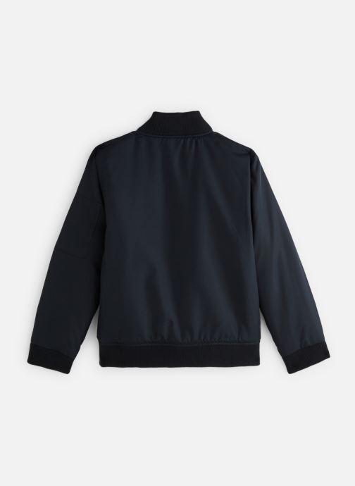 Vêtements Monoprix Kids Bomber uni Bleu vue bas / vue portée sac