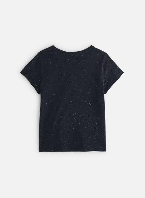 Vêtements Monoprix Kids T-Shirt manches courtes Ess Bleu vue bas / vue portée sac
