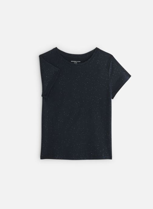 Vêtements Monoprix Kids T-Shirt manches courtes Ess Bleu vue détail/paire