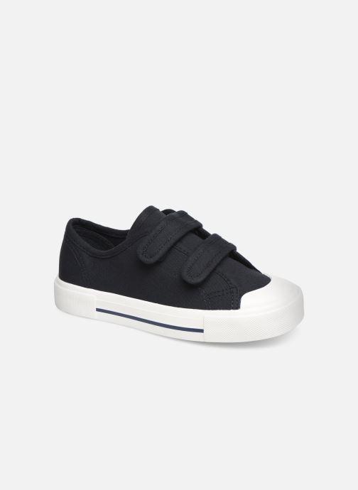 Sneaker Monoprix Kids Tennis toile Ess Kids blau detaillierte ansicht/modell