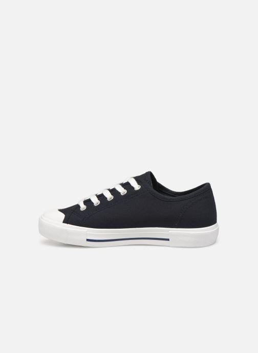 Sneaker Monoprix Kids Tennis toile Ess Junior blau ansicht von vorne