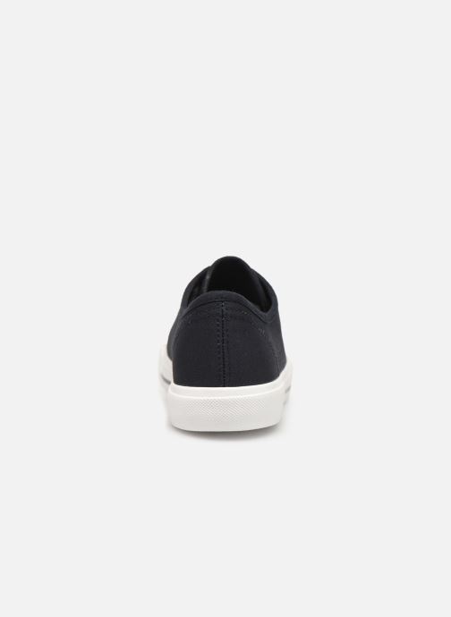Trainers Monoprix Kids Tennis toile Ess Junior Blue view from the right