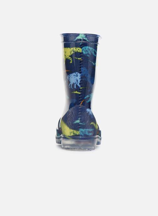 Støvler & gummistøvler Be Only Dinosaure Flash Blå Se fra højre