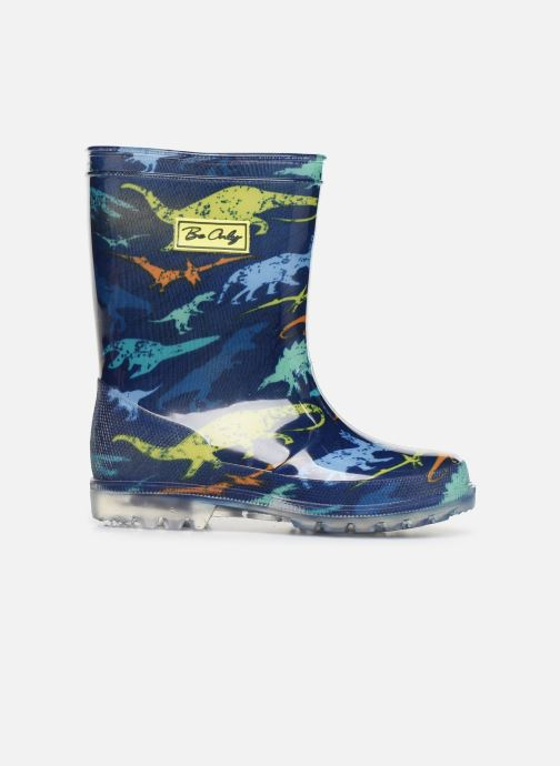 Boots & wellies Be Only Dinosaure Flash Blue back view