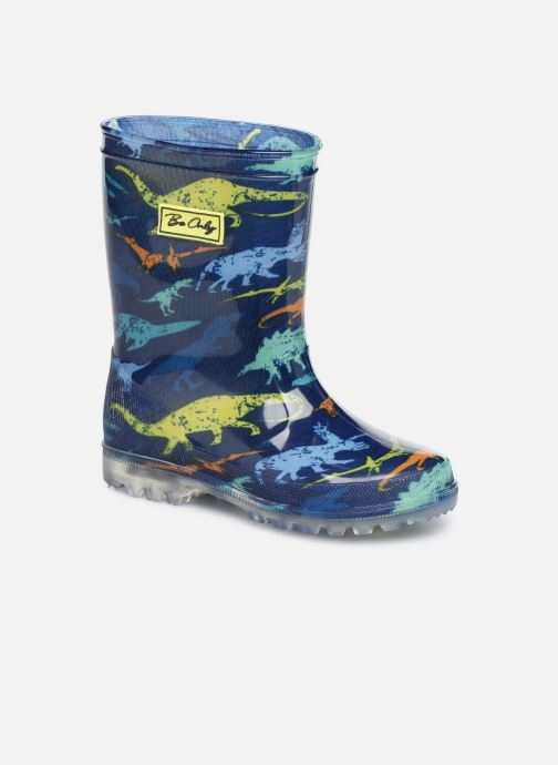Boots & wellies Be Only Dinosaure Flash Blue detailed view/ Pair view