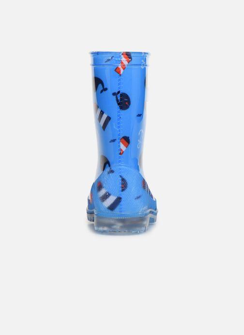 Støvler & gummistøvler Be Only Baleino Flash Blå Se fra højre
