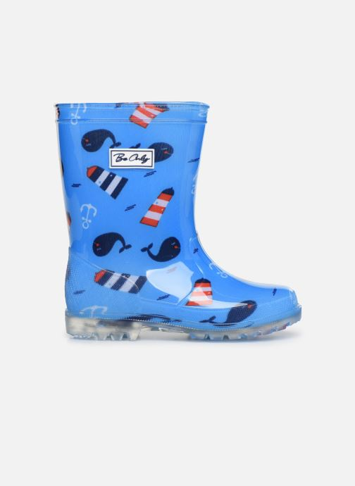 Boots & wellies Be Only Baleino Flash Blue back view