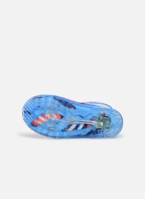 Botas Be only Baleino Flash Azul vista de arriba