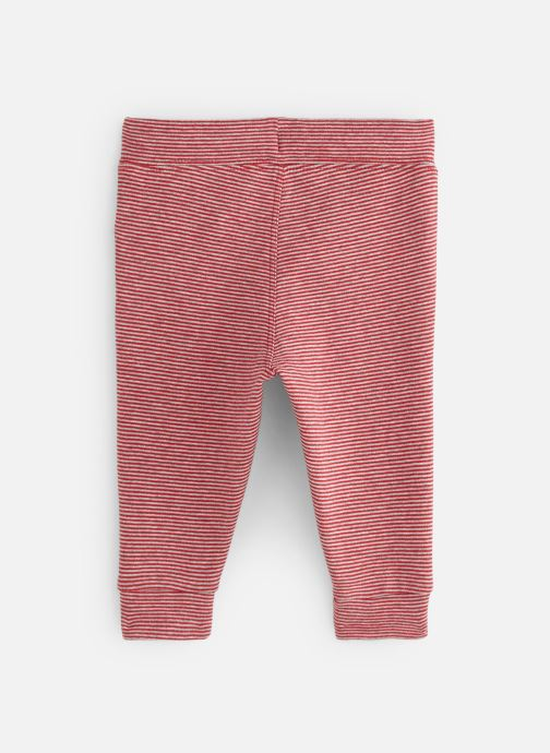 Vêtements Bout'Chou Pantalon jogging Milleraies Rouge vue bas / vue portée sac