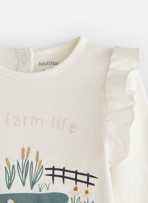 Kleding Bout'Chou T-shirt  manches longues Ari Beige model