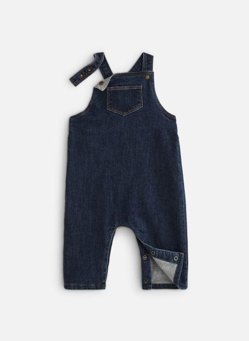 Vêtements Bout'Chou Combinaison denim Bleu vue détail/paire
