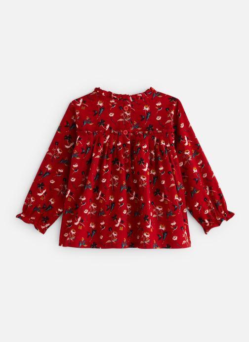 Vêtements Bout'Chou Blouse Vicky Rouge vue bas / vue portée sac