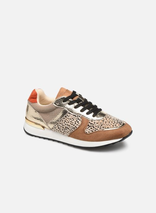Sneakers Vanessa Wu BK1991 Oro e bronzo vedi dettaglio/paio