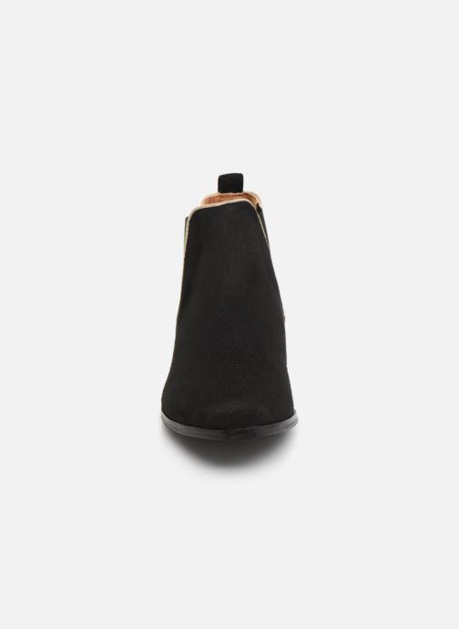 Botines  Monoprix Femme Boots Aris Negro vista del modelo
