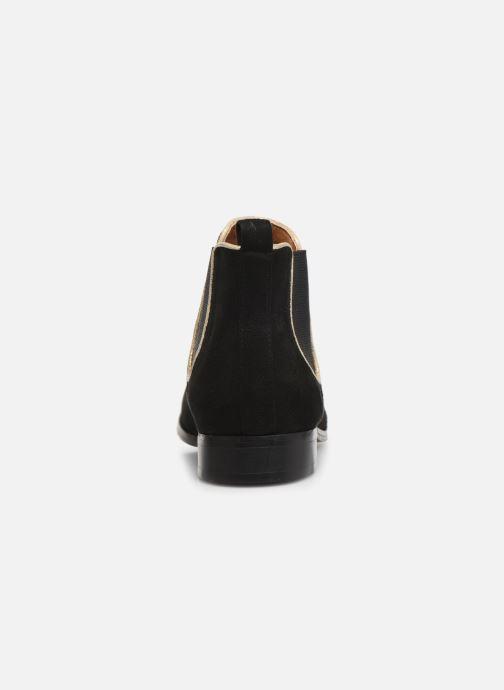 Bottines et boots Monoprix Femme Boots Aris Noir vue droite