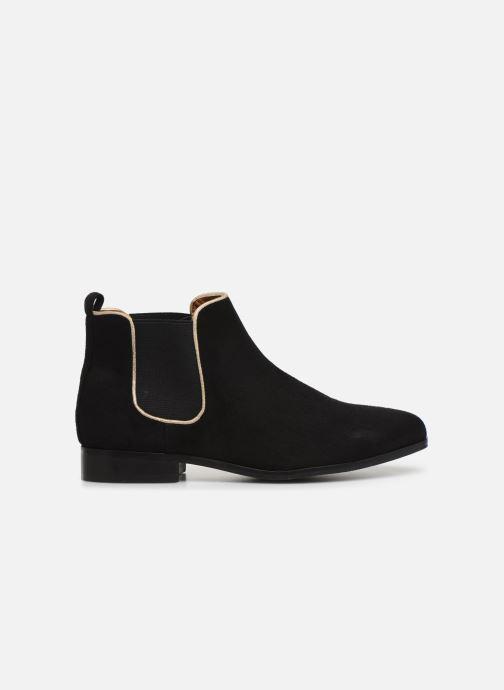 Ankle boots Monoprix Femme Boots Aris Black back view