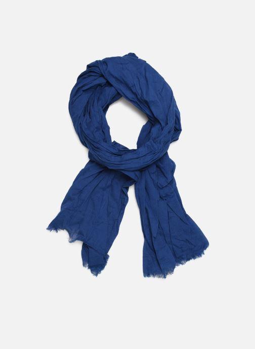 Schal Monoprix Femme Chèche uni ESS blau detaillierte ansicht/modell
