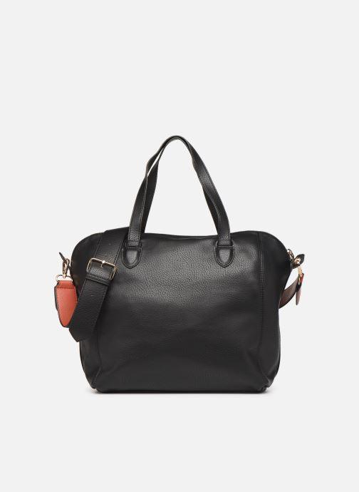 Handtaschen Monoprix Femme Sac ville 12H schwarz detaillierte ansicht/modell