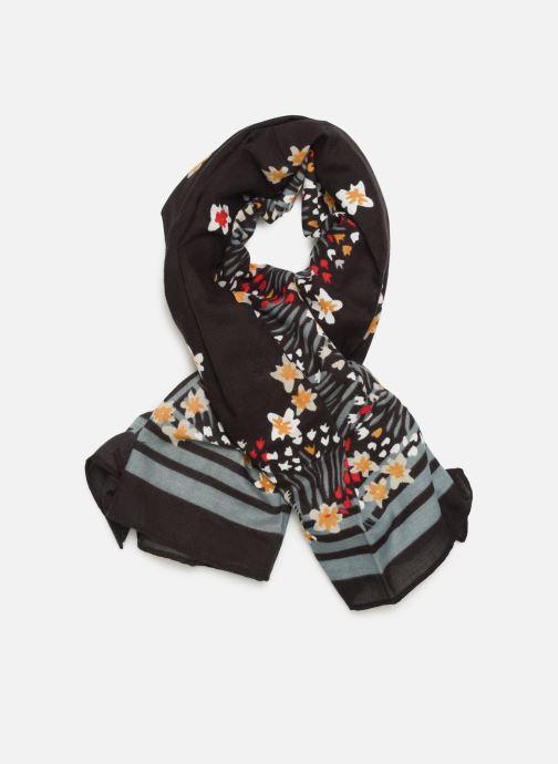 Halsduk och scarf Monoprix Femme Foulard Svart detaljerad bild på paret