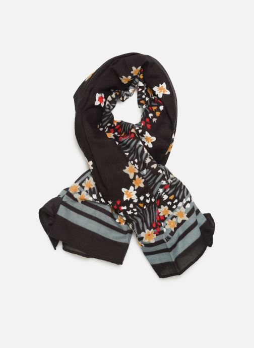 Sjaal Monoprix Femme Foulard Zwart detail