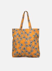 Tote bag coton fleurs