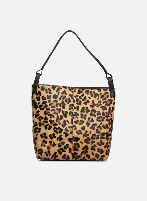 Sacs à main Monoprix Femme Cabas Leopard Aris Marron vue détail/paire