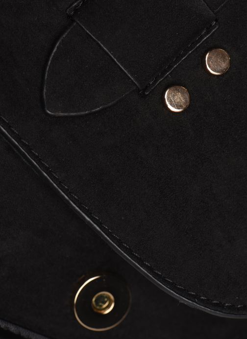 Handtaschen Monoprix Femme Sac ville mc Ari schwarz ansicht von links