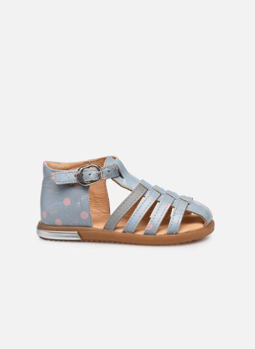 Sandales et nu-pieds Babybotte Tropikanasan x SARENZA Bleu vue derrière