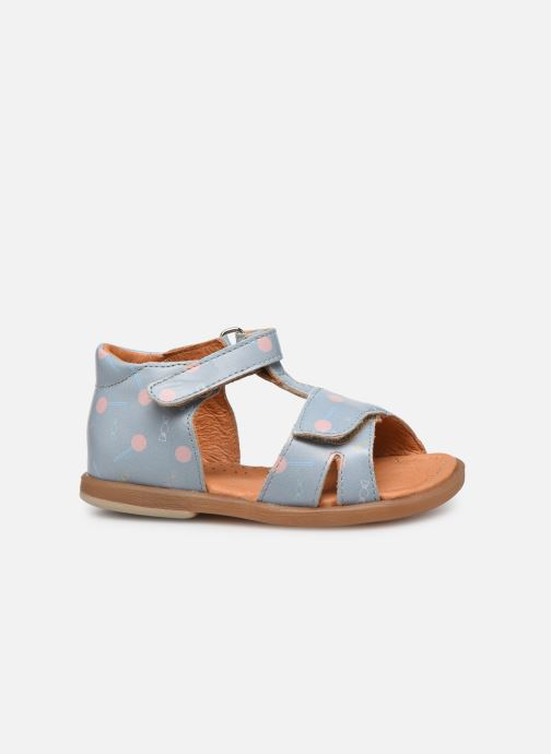 Sandalen Babybotte Tenessan x SARENZA Blauw achterkant