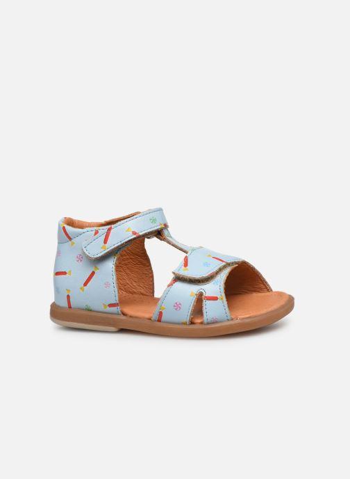Sandales et nu-pieds Babybotte Tenessan x SARENZA Bleu vue derrière