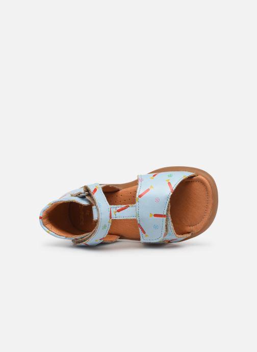 Sandales et nu-pieds Babybotte Tenessan x SARENZA Bleu vue gauche